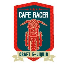 Cafe Racer E Liquid Logo